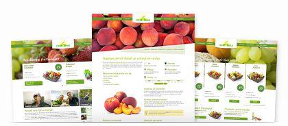 Fruit At Work website