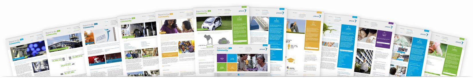 Janssen 2013 - website overzicht