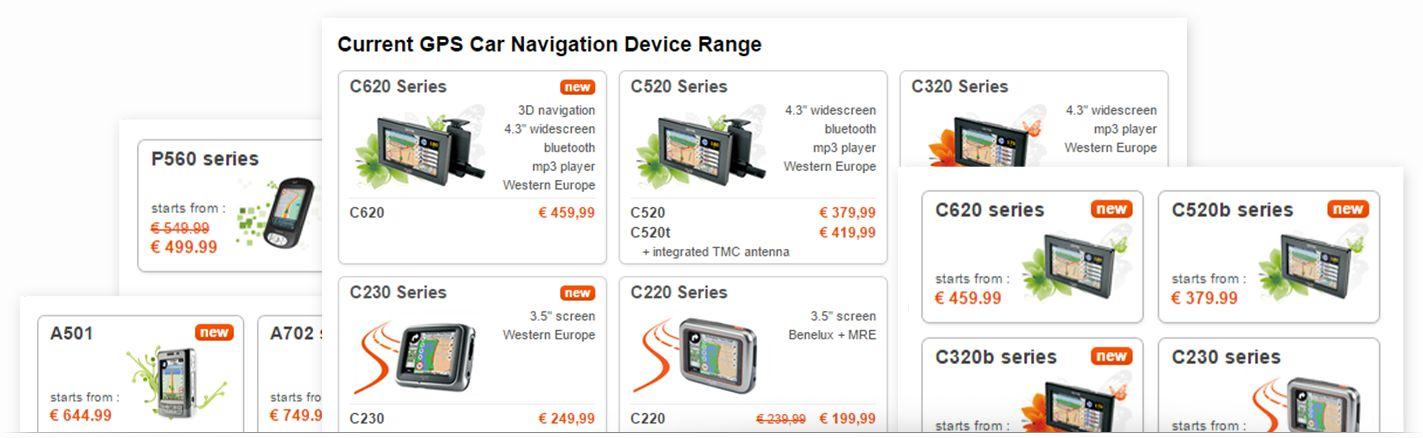 Mio Technology - device differentation